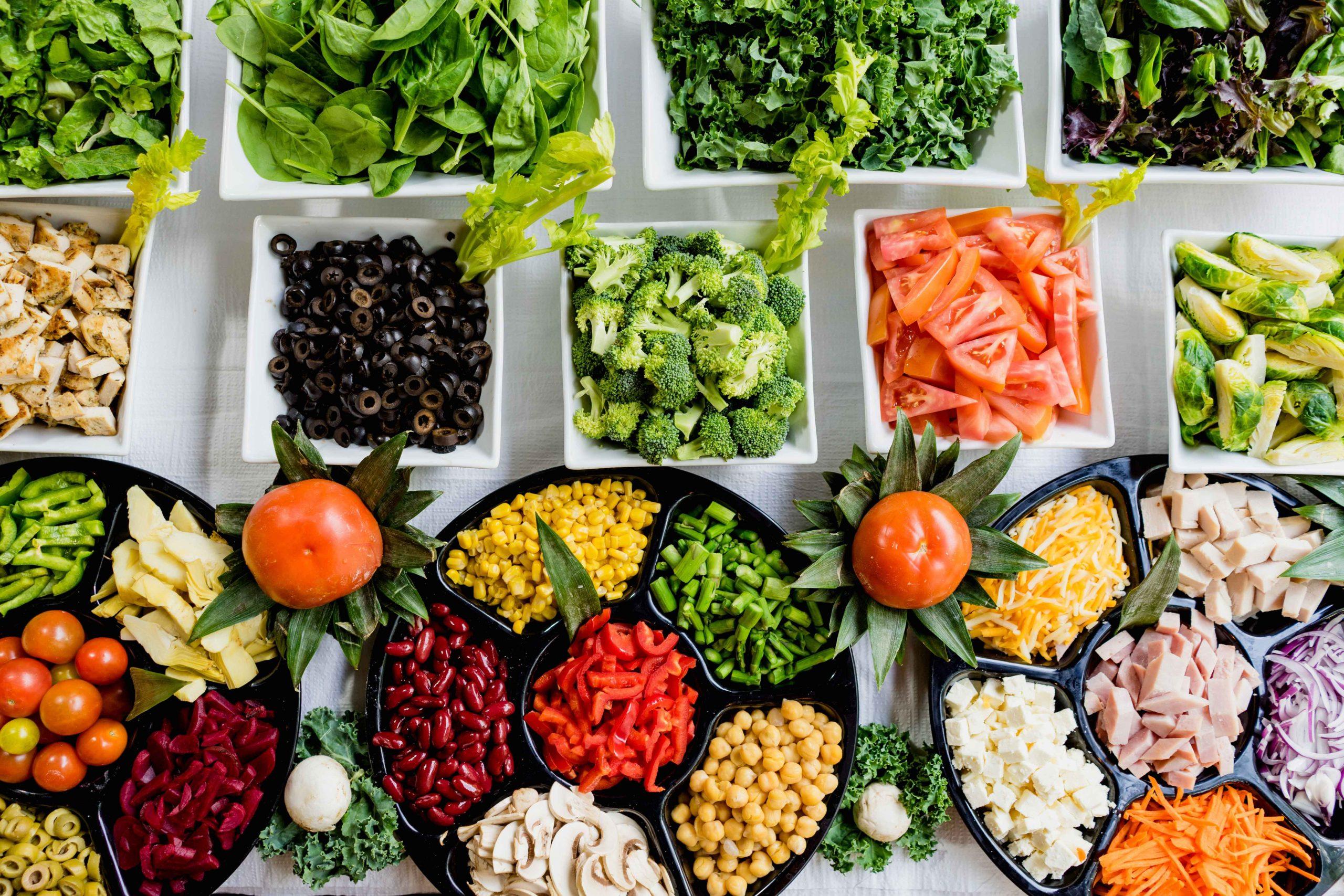 Düşük Karbonhidratlı Sebzeler