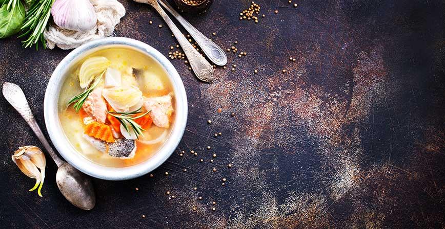 Ketojenik Balık Çorbası
