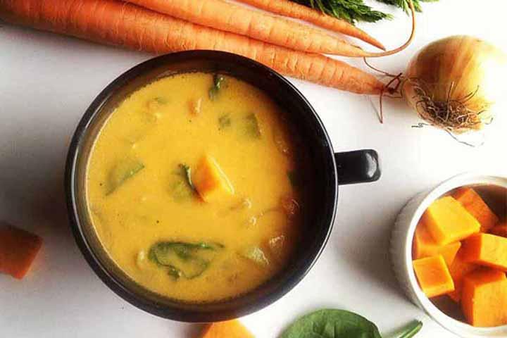 Ketojenik Köz Patlıcan Çorbası