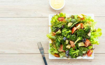 Ketojenik Ton Balıklı Brokoli Salatası