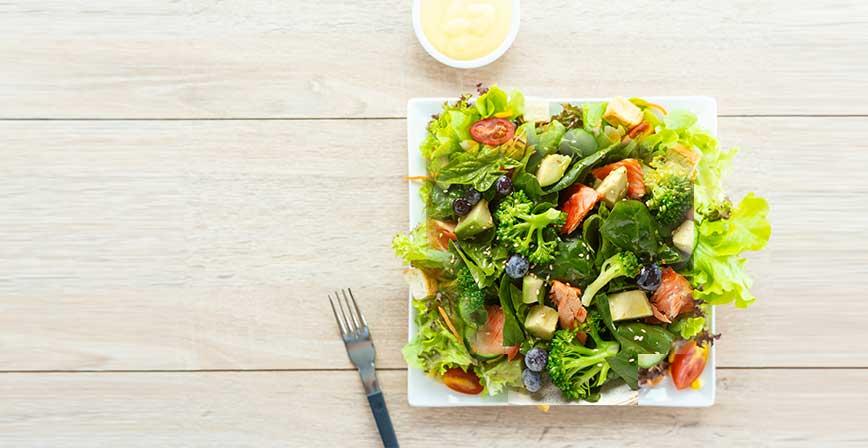 Ton Balıklı Brokoli Salatası Tarifi