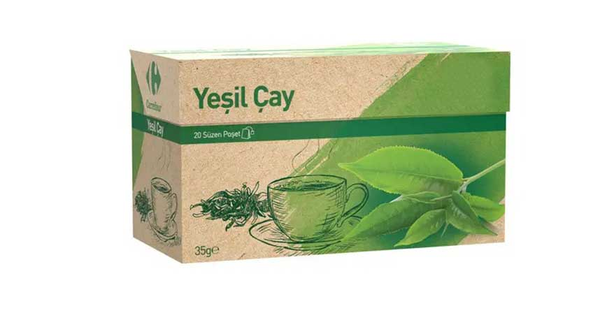 Yeşil Çay İçmek