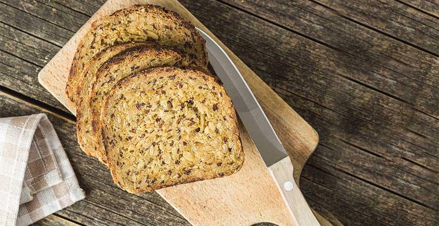 Sağlıklı Ekmek (Keto)