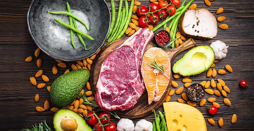 Keto Diyetinde Yenilen Gıdalar: