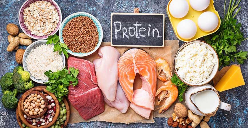 Proteini de kısıtlayın