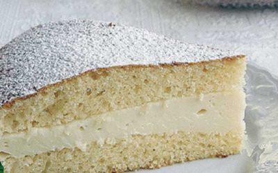Ketojenik Alman Pastası