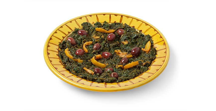 Ketojenik Ispanak Salatası Tarifi