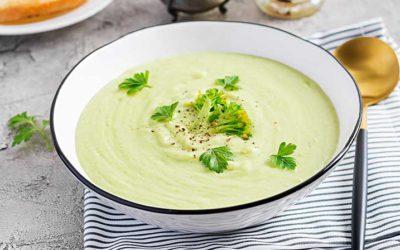 Keto Brokoli Çorbası