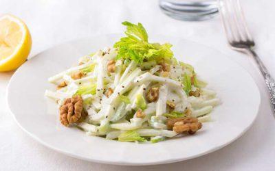 Ketojenik Kereviz Salatası