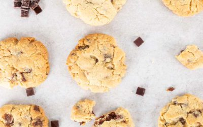 Ketojenik Starbucks Cookies
