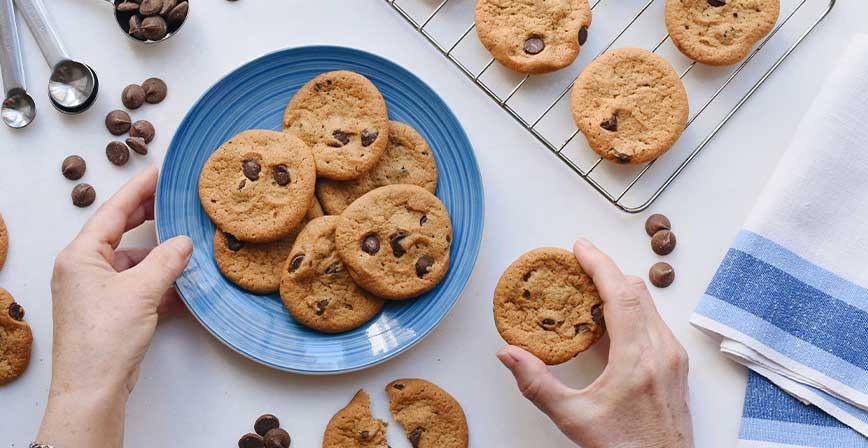 Ketojenik Subway Cookies