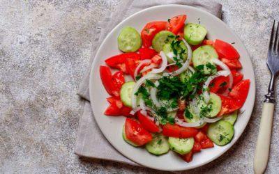 Keto Söğüş Salata