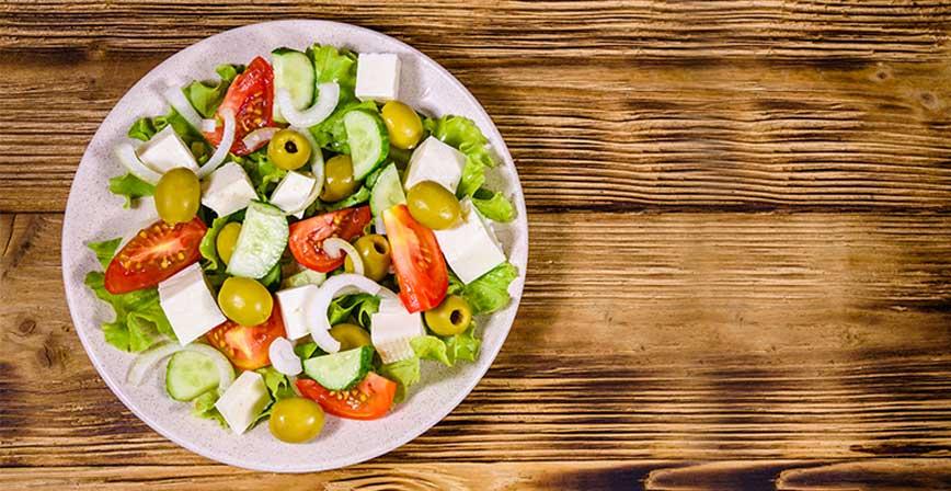 Keto İceberg Salata