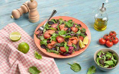Keto Lolo Rosso Salatası